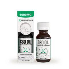 Green Roads CBD Oil Pharmacist Formulated