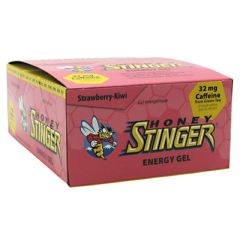 Honey Stinger Organic Energy Gel - Strawberry-Kiwi
