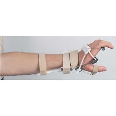 Radial Nerve Splint Size D, Right Force** 2 1/2 lbs.
