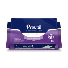 "Prevail Premium Quilted Washcloths With Lotion -  Tub or Refill, 12"" x 8"""