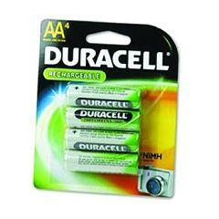 Optimal Rechargeable Batteries-AA