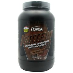 iForce Nutrition Isotean - Mighty Milk Chocolate