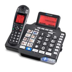 Clear Sounds ClearSounds iConnect A1600BT Amplified Phone