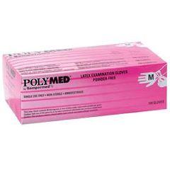 Sempermed Glove Exam Latex Powderfree Nstrl Medium