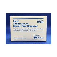 Bard  Protective Barrier Film Remover - Individual Wipes