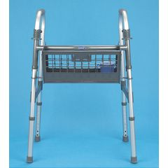 No-Wire  Walker Basket  - Costs Less and Fits Most Walkers!