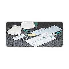 Bard Slim-Line Paperboard Urethral Cath Procedure Tray
