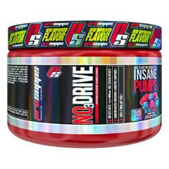 Pro Supps NO3 Drive - Blue Razz