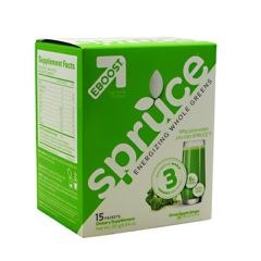 Eboost Spruce - 15 packets