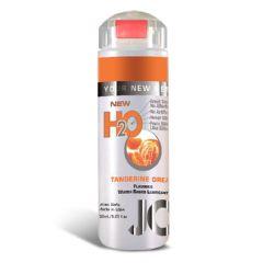 System JO JO H2O Flavored Lubricant - Tangerine Dream