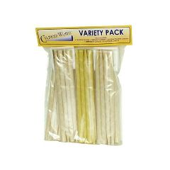 Cylinder Works Ear Candling Variety Pack