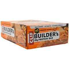 Builder's Clif Builder's Protein Bar - Crunchy Peanut Butter