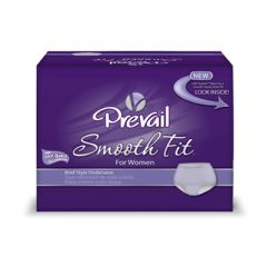 Prevail SmoothFit Underwear for Women - Maximum Absorbency