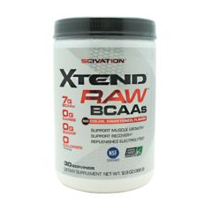 Scivation Xtend - Raw Unflavored