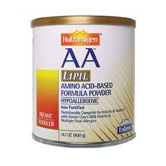 Nutramigen AA Lipil is now PURAMINO - Amino Acid Based Formula Powder