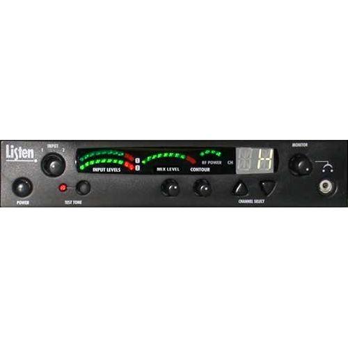 Listen Technologies Corp. Listen Technologies LT-800 Stationary Audio RF Transmitter 216MHz Model 083 571367 00