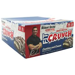 Fit Crunch Bars Fit Crunch Bar - Cookies & Cream