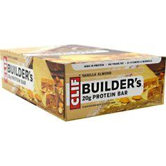 Builder's Clif Builder's Cocoa Dipped Double Decker Crisp Bar - Vanilla Almond