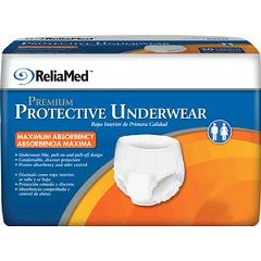 ReliaMed Premium Protective Underwear