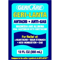 Mylanta Generic Liquid - 12 oz Bottle
