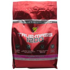 BSN True Mass 1200 - Strawberry Milkshake