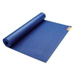 "Hugger Mugger Yoga Original Tapas Mat Lapis Blue 68"""