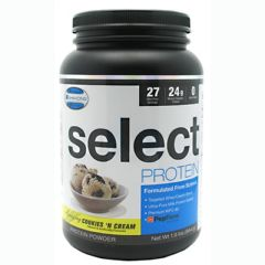 PEScience Select Protein - Amazing Cookies 'n Cream