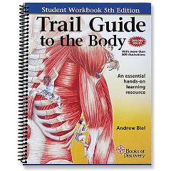 Books Of Discovery Trail Guide To The Body Student Discovery Handbook