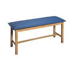 "Hausmann Green Line Treatment Table 72"" X 30"""