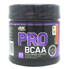 Pro Series Optimum Nutrition Pro Series Pro BCAA - Fruit Punch