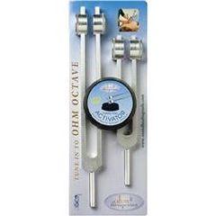 ScripHessco Ohm Octave Tuning Fork Set
