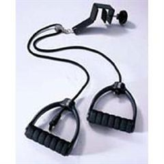 All Pro Exercise Product Power Pulley With Weighted Handles