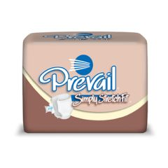 Prevail StretchFit Extended Use Brief - Two Sizes