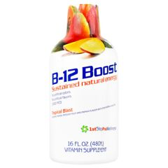 1st Step for Energy B12 - Tropical Blast
