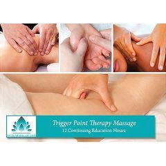 Castine Consulting Trigger Point Massage Therapy 12 Continuing  Education  Hours