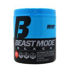Black Beast Sports Nutrition Black Beast Mode Black - Fruit Punch