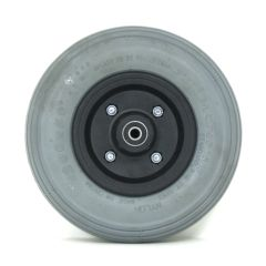 "8"" X 2"" Caster Wheels With Foam Filled Tires and Bearings"