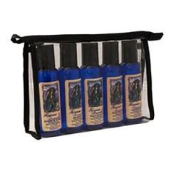 Keyano Aromatics Keyano Aromatherapy Massage Oil Trial Kit