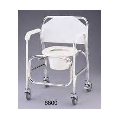 Replacement Padded Seat for the Shower Chair / Commode