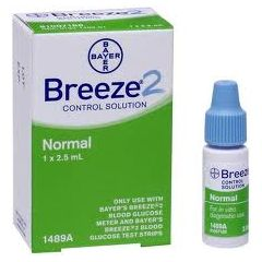 Bayer  Diagnostics Bayer's BREEZE2 Normal Control Solution