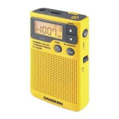 Am/Fm Digital Weather Alert Pocket Radio
