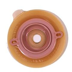 Assura Convex Standard Wear Skin Barrier Flange with Belt Tabs