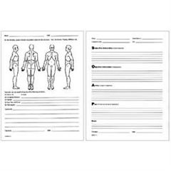 Cmfi Group Soap Notes Client Visit Form Pack Of 100
