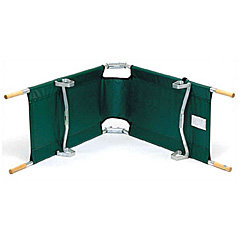 Complete Medical Products Folding Pole Stretcher