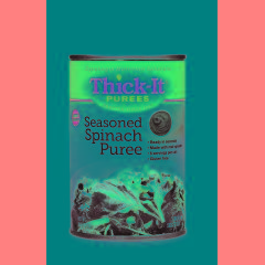 Thick-It Seasoned Spinach Puree