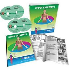 Kent Health Systems Upper Extremity Home Study Program (4 DVD Set)