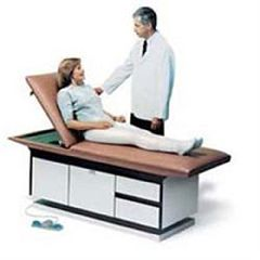 Hausmann Powermatic Treatment Table W/Electric Backrest