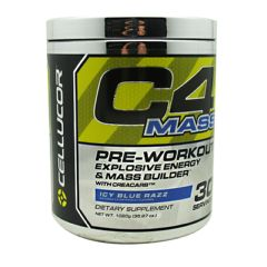 Cellucor C4 Mass - Blue Razz
