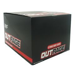 Nutrex Outrage Energy Shot - Fruit Punch