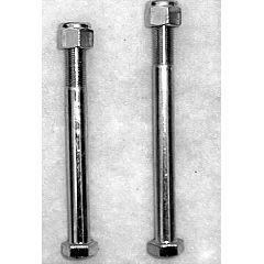 Wheelchair Fine Thread Axles - 1/2""